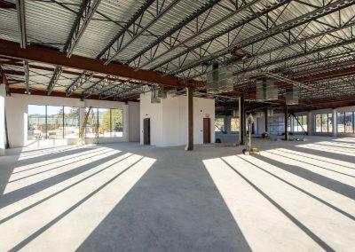 Building E - Interior
