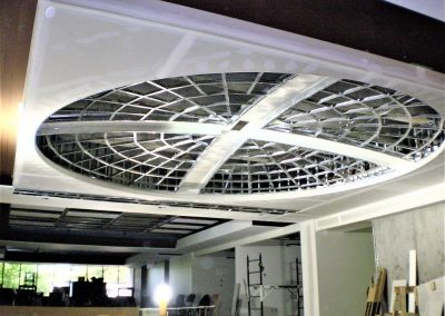 Domed Feature Ceiling (2)