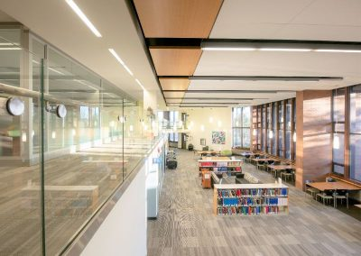 Suspended Acoustic Ceilings